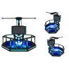 China Game Zone VR Walking Machine , 360 Degree Standing VR Motion Platform wholesale