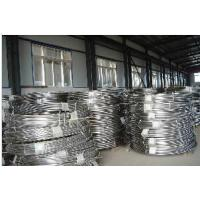 China TP304 PVC-coated coil tube FOR SALE wholesale