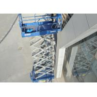 China AWP Operation Scissor Lift Platform With Electric Motor And Hydraulic Motor Drive wholesale