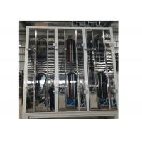 China Vertical Gas Filling Machine For Making Insulating Glass Filled With Inert Gas on sale