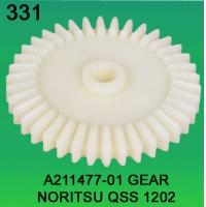 China A211477-01 GEAR FOR NORITSU qss1202 minilab wholesale