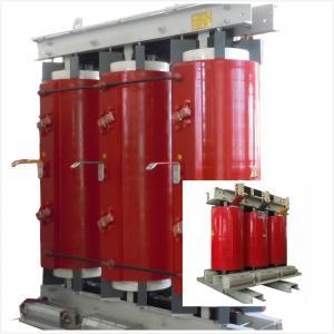 Low Noise Dry Type Cast Resin Transformer Three Phase 6.6 KV - 2500kVA