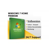 China Genuine Windows 7 Home Premium Product Key 32/64 Bit Download Key Code License wholesale
