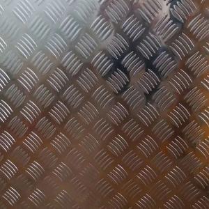 China 1060 6061 Aluminum Diamond Plate For Decorative Material wholesale
