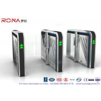 China CE Approved Luxury Speed Gate Access Control System For Office Building With 304 stainless steel wholesale