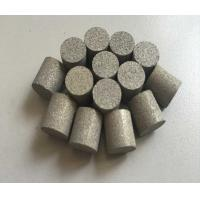 China Stainless steel metal powder sintered microporous filter material filter wholesale