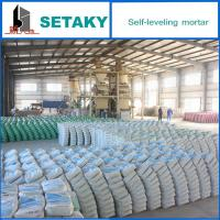 China self-leveling compounds to install epoxy flooring system wholesale