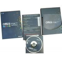 China Professional MAC Office 2011 HB 32 Bit Microsoft Office Mac Download wholesale
