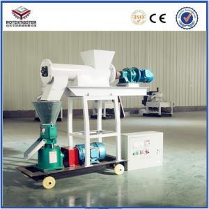 China Energy-saving Chicken Feed Pellet Making Machine on sale