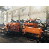 Buy cheap High Density Color Customized Baling Press Scrap Metal Baler Y81K - 630 from wholesalers