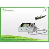 Buy cheap Non - Surgical Fractional Radio Frequency Microneedle Machine For Wrinkle Removal product