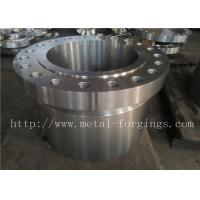 China Pressure Vessel Stainless Steel Flange PED Certificates F304 F304L ASTM / ASME-B16.5 wholesale