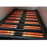 China Powder Coating Oven Industrial Infrared Burners , Ceramic Infrared Burner BBQ wholesale