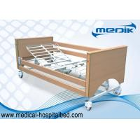 China Five Functions Electric Nursing Care Bed wholesale