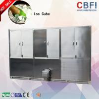 China Edible Large Production Cube Ice Machine with 30 Years Lifetime for Middle East Clients to Sell the Cube Ice wholesale