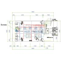 China Professional 3D Theatre / 4D cinema system project design with luxury design and different model wholesale