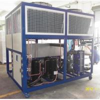 China RIOU Industrial Water Chiller with SANYO Compressor for Electronic Industry Cooling wholesale