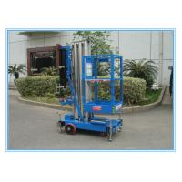 China Easy Loading Truck Mounted Aerial Lift 8 Meter Working Height For One Person wholesale