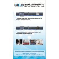 China Strong Dyring Air Vertical Insulating Glass Production Line Low Noise wholesale