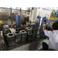 China Tube Spiral Welded Pipe Machine / Metal Pipe Welding Automatic Machine on sale