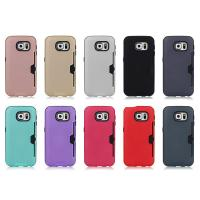 China TPU / PC Scratch Resistant Phone Case For Samsung Galaxy Phone Cases wholesale