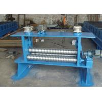 China Horizontal and Vertical Accessory Equipment Roof Sheet Curving Machine Corrugated IBR Profile wholesale