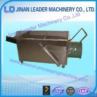 China Fishskin peanuts production line cooling machine for Hot material with CE/ISO9001 wholesale