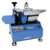 China Semi - Automatic 60Hz Radial Cutting Machine For Radial Components Leg wholesale