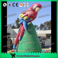 China Custom Parrot Character Inflatable / Advertising Inflatable Mascots wholesale