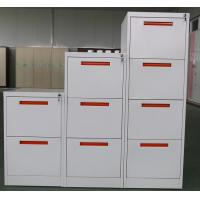 China anti-tilt central locked knock down 3 drawer filing cabinet/storage cabinet,In stock on sale
