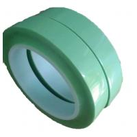 China High Heat Resistant  Release Film Splicing Tape Light Green Color 50mmX50m wholesale
