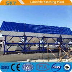 China PLD1200 Hopper Type Concrete Aggregate Weigh Batcher Machine wholesale