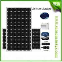 China 320w high efficiency mono solar panel, quality approved solar module mono-crystalline for solar energy system wholesale