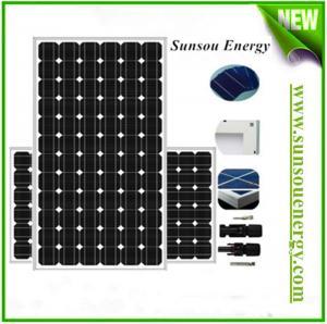 China High efficieny 320w mono solar panel, pv solar module cheap price, solar panel for solar energy solution wholesale