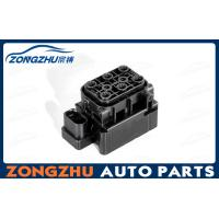 China Valve Block Compressed Air Valve , Distribution Valve Automotive Suspension Parts wholesale
