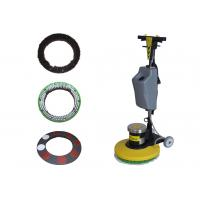 China High Speed Polisher Orbital Floor Machine 750W for cement , epoxy , rubberized surface floor on sale