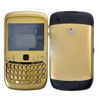 China BLACKBERRY Curve 8520 Golden Housing (Blackberry housings) wholesale