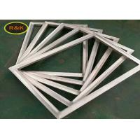 China Aluminum Windows Silk Screen Frame For Silk Screen Printing With Polyester / Nylon Mesh wholesale