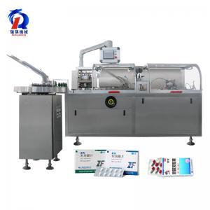 China Automatic Bottle Cartoning Box Packing Machine wholesale