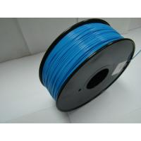 Quality Glow In The Dark Filament For 3D Printer PLA Filament 1.75mm / 3.0mm for sale