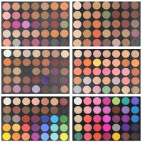 Quality Private Label Cheap Cosmetic 35 Color Eyeshadow Palette In Stock for sale