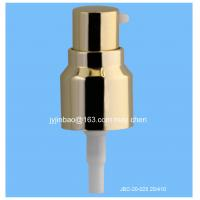 Quality Cream Pump/ Treatment Pump 20/410 Aluminium Quality is our culture for sale