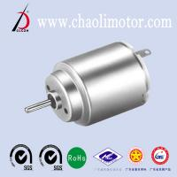 China Cylinder Shape Miniature DC Toy Motor CL-RE140RA With Good Quality wholesale