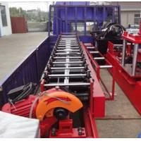China Rectangular Rainspout Roll Forming Equipment for Rainwater Downpipe wholesale
