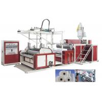 China Vinot Sellers SLW - 1000mm Three Layers Stretch Film Machine with HDPE / LDPE Material  Model No. SLW-1000 wholesale