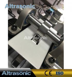 China 35Khz Seamless Ultrasonic Sealing Machine with Longitudinal Vibration Transducer wholesale
