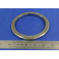 China 38HRC - 48HRC Hardness Stellite Alloy 6 Wear Ring Mechanical Seal Components wholesale