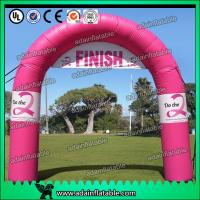 China Pink Inflatable Arch wholesale