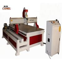 China China gold supplier CAMEL 1325 4 axis rotary cnc router solid wood carving machine wholesale