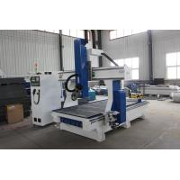 China Multi Heads Wood Cnc Router Machine 1325 With Vacuum Table And Syntec System wholesale